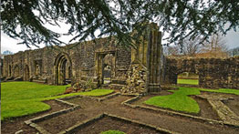 Whalley Abbey